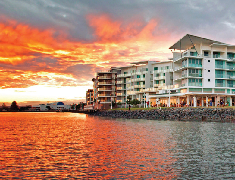 Deluxe Northern Rivers Escape Package