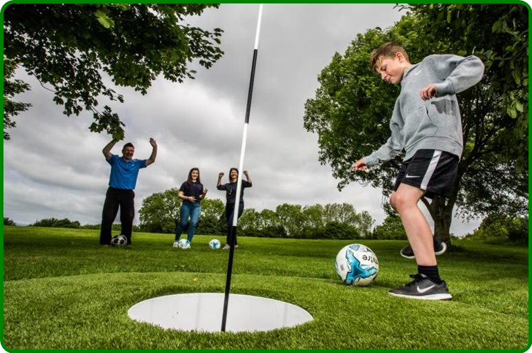 Wardell Footgolf