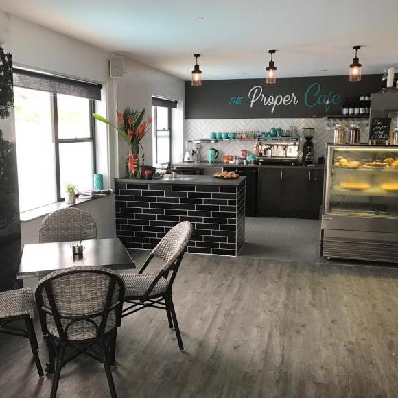 The Proper Cafe