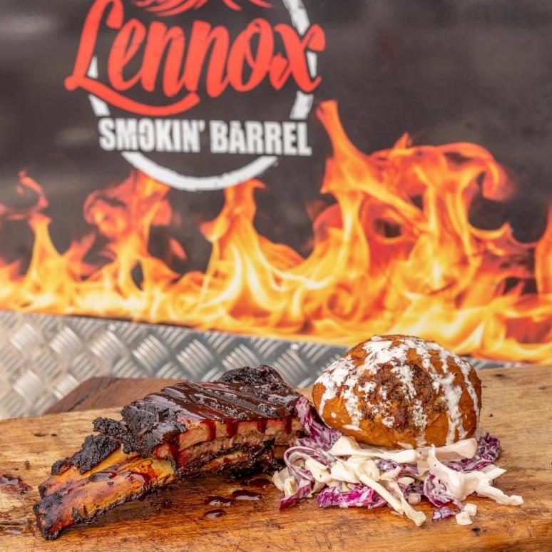 Lennox Smokin' Barrel - Catering