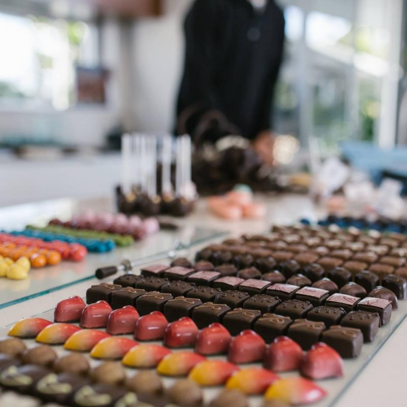Byron Bay Cacao - Handcrafted Gourmet Chocolates