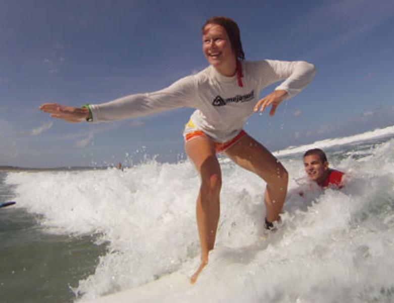 Mojosurf Surf School