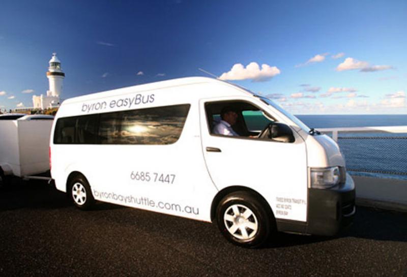 Byron Easy Bus